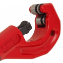 Telescopic pipe cutter with deburring and spare part 6-38mm