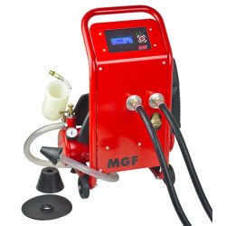 TWISTER Complete machine Washing, Testing and Cleaning