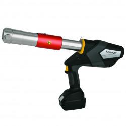 Akkubetriebenes Presswerkzeug Klauke CLASSIC 110 B - STAHL