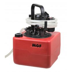 Pompa Disincrostante Maxi, ideale per la pulizia delle caldaie