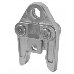 Jaw for pressing tool type V