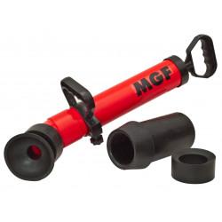 Pompa disostruente PUSH-UP con sistema push-pull. Utensili per idraulici instality