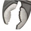 Asymmetrische Greifflächen - Optimale Griffigkeit
