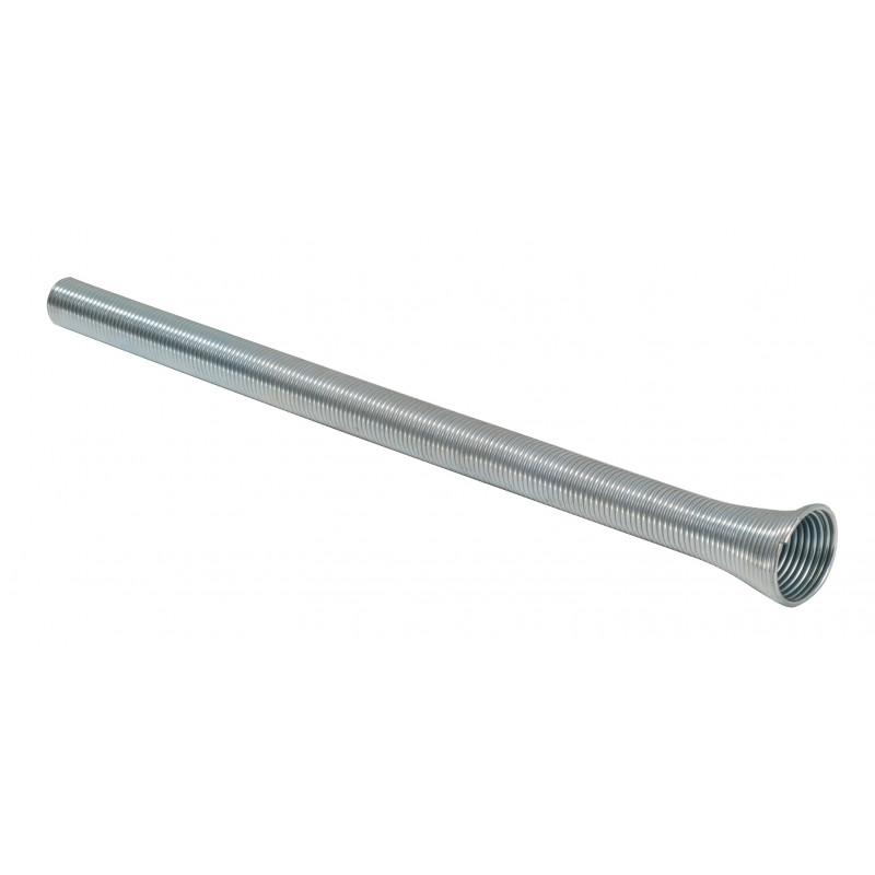 Pipe bending spring external