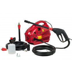 Professional multifunction high-pressure cleaner