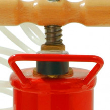 Wartung:  Alle notwendige Geräte zur Rohrreinigung