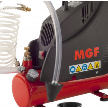 MGF pumps, Tools and Drain cleaner for unclogging ecologically tubes