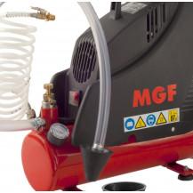 Pompe MGF utensili, molle per disostruire gli scarichi ecologicamente
