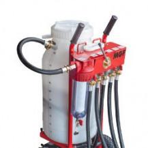 Pompe lavaggio e caricamento impianti
