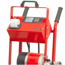 Concrete Screed Heater – Mobile Heating Central