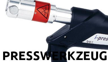 KLAUKE- Presswerkzeug