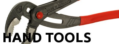 Plumbing Tools and Hand Tools