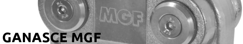 Ganasce per Pressatrice MGF